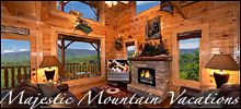 cabin rentals in Pigeon Forge, TN.