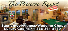 The Preserve Cabin Resort