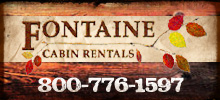 Fontaine Cabin Rentals