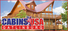 Cabins USA Gatlinburg