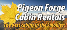 Pigeon Forge rental cabins