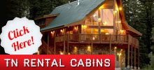 Tennessee Rental Cabins
